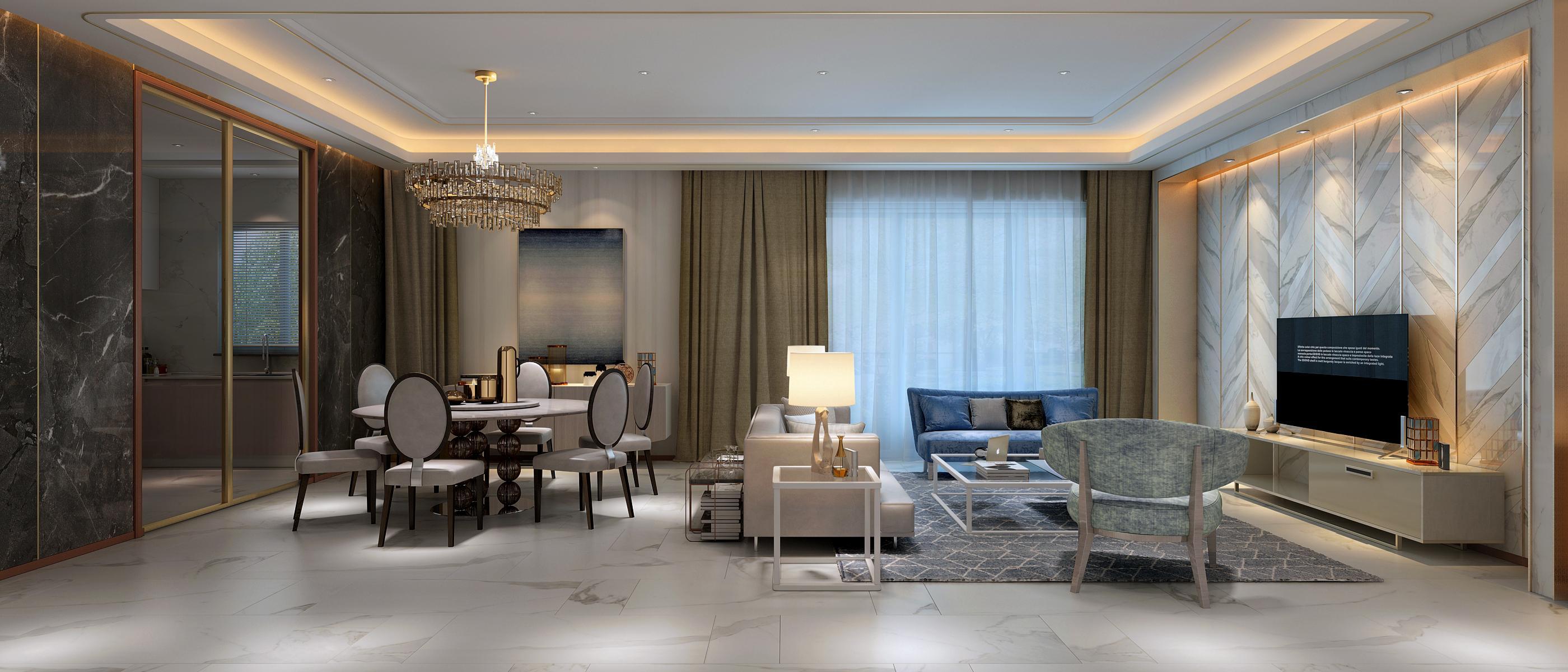 三居 旧房改造 80后 小资 简约 客厅图片来自观巢国际实景家装在Essence  雅颂--极致奢华为雅的分享