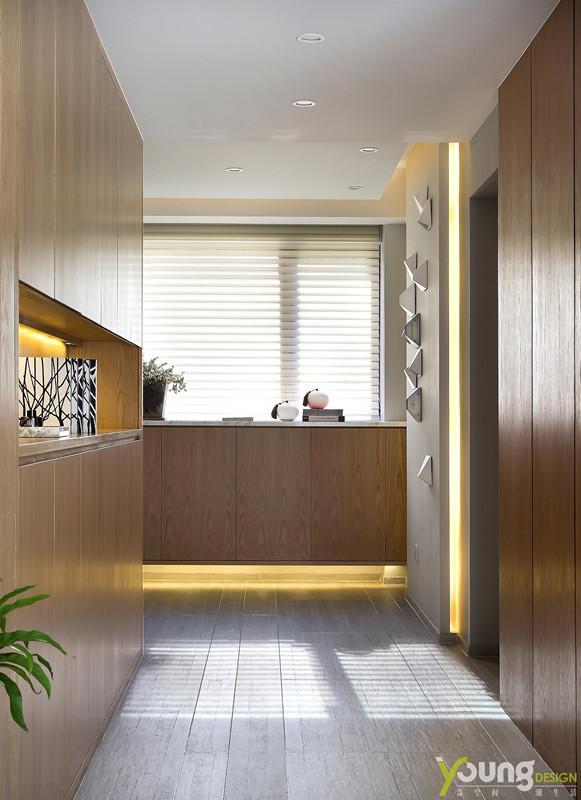 【深圳漾空间设计有限公司】漾设计Young Design——很多人说,选择了一个人,就是选择了一种生活。起初不以为意,直到看到这套房子,听到业主的故事,才发现,确实如此。