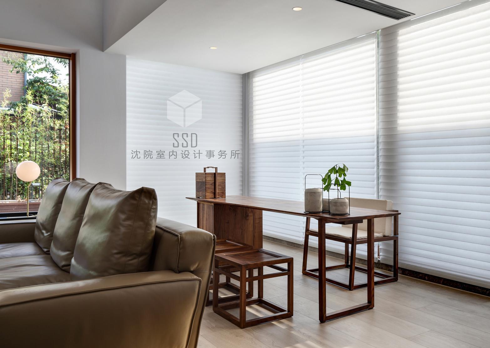 简约 别墅 客厅图片来自沈院在净▪静的分享
