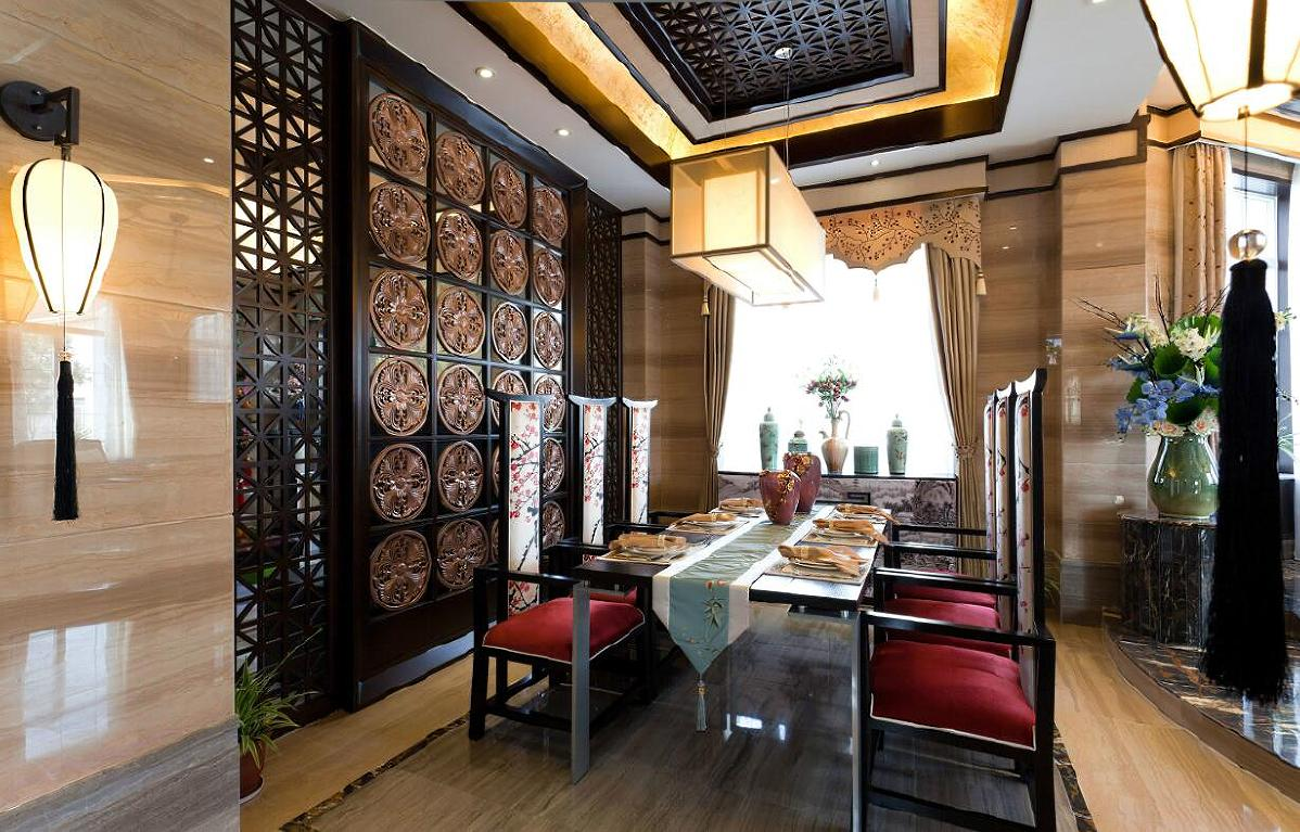 别墅 餐厅 卧室 客厅 80后 三居图片来自智灵在飞扬灵智的分享