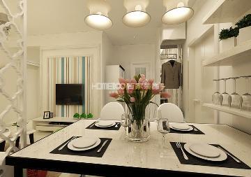 昆山豪庭74平现代风格半包2.7万