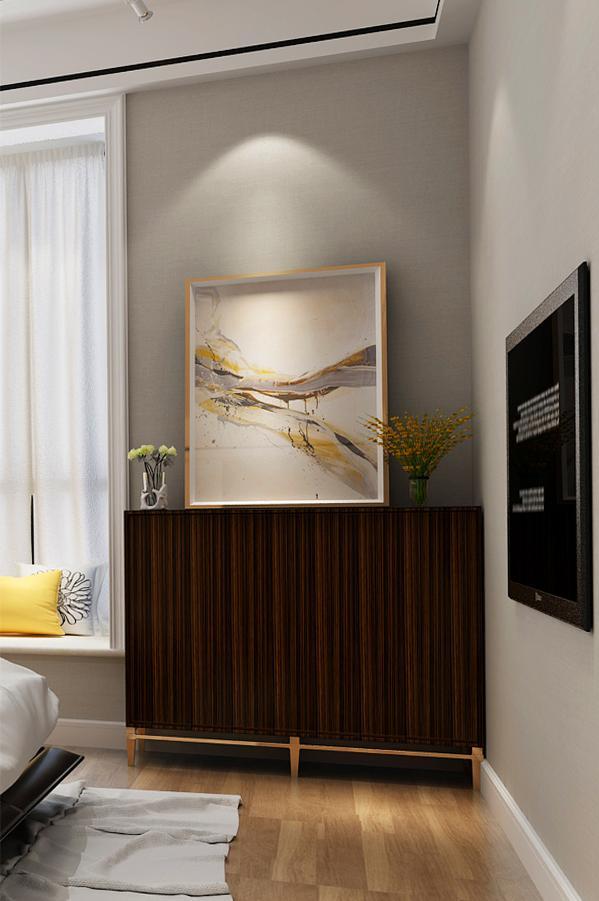 简约 混搭 白领 收纳 80后 小资 玄关图片来自林上淮·圣奇凯尚装饰在宽HOUSE-巜简·容》的分享