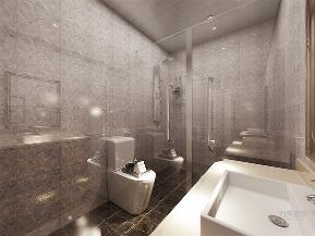 简约 现代 三居 收纳 小资 卫生间图片来自阳光力天装饰在力天装饰- 雅居-120㎡-现代简约的分享