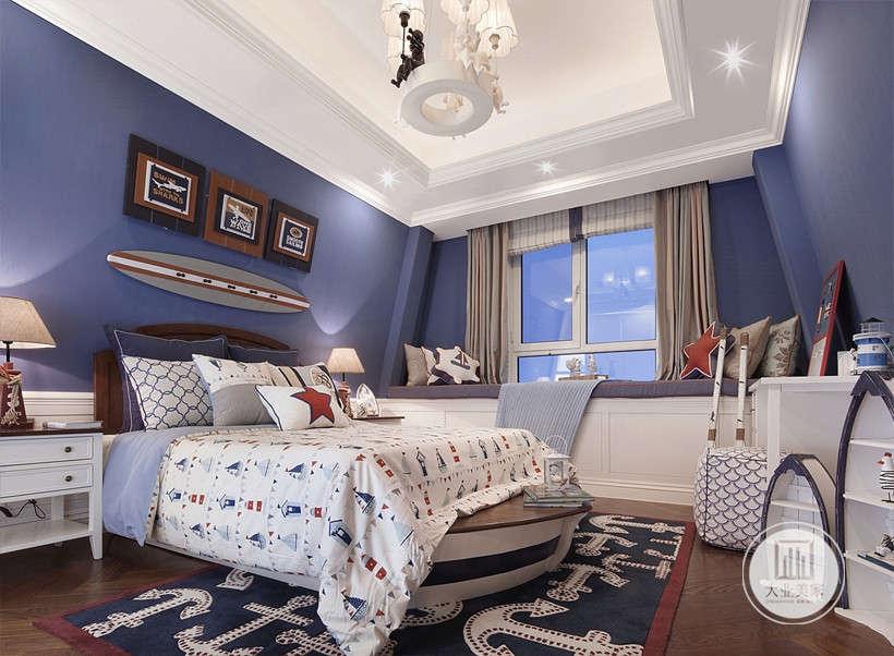 简约 欧式 田园 混搭 二居 三居 别墅 旧房改造 小资图片来自Joy-_8309在大业美家美式风格设计案例的分享