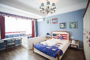 简欧 小清新 儿童房图片来自设计师胡狸在三月春风过的分享