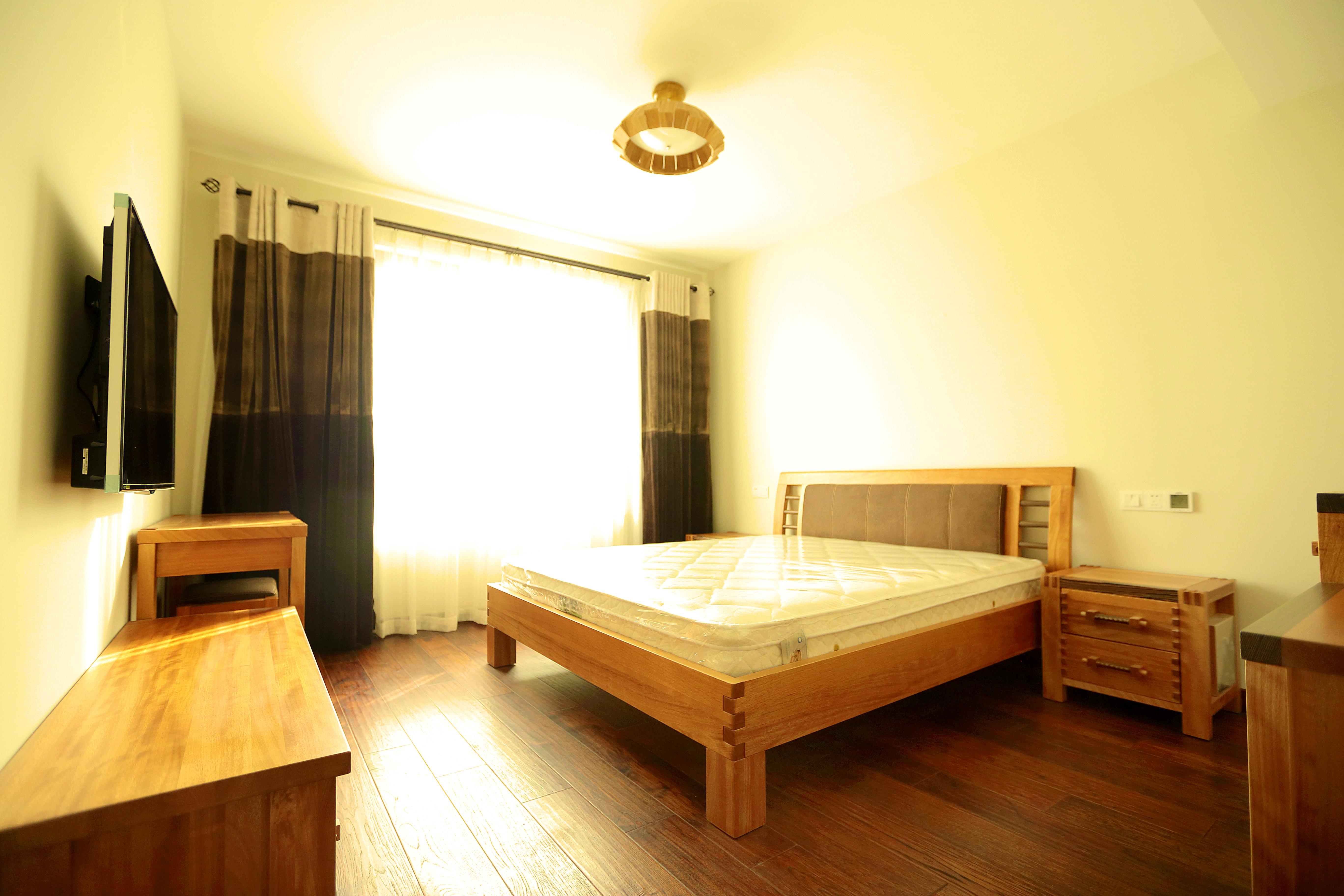 北欧风格 卧室图片来自设计师胡狸在北欧调调扬起的分享
