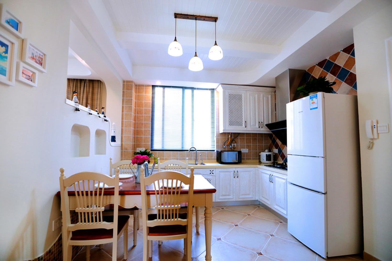 厨房图片来自设计师胡狸在爱似海深的分享