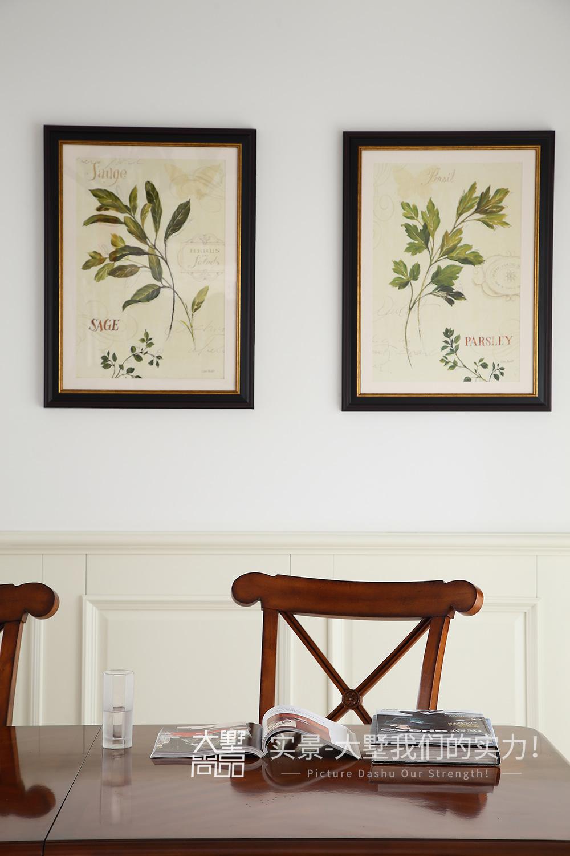 三居 别墅 餐厅图片来自大墅尚品-由伟壮设计在别墅·渲染不一样的美式乡村风的分享