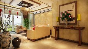 中式 别墅 青岛装修 施工标准 效果图 客厅 卧室 厨房 玄关图片来自阔达装饰小段在青岛阔达世茂三号院中式风格的分享