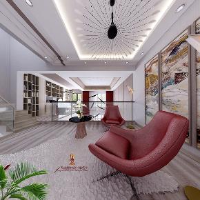 别墅 北欧 新古典 楼梯图片来自天津凡高丽社空间设计事务所在颜值+气质的分享