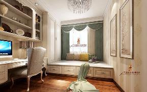 新美式 新古典 原创设计 儿童房图片来自天津凡高丽社空间设计事务所在美式新古典-轻奢生活的分享