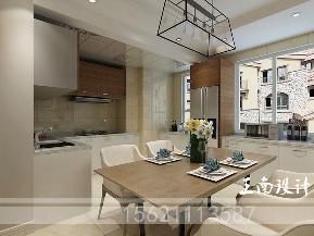 港式 三居 厨房 厨房图片来自阔达装饰小段在青岛阔达公园美地130平港式风格的分享