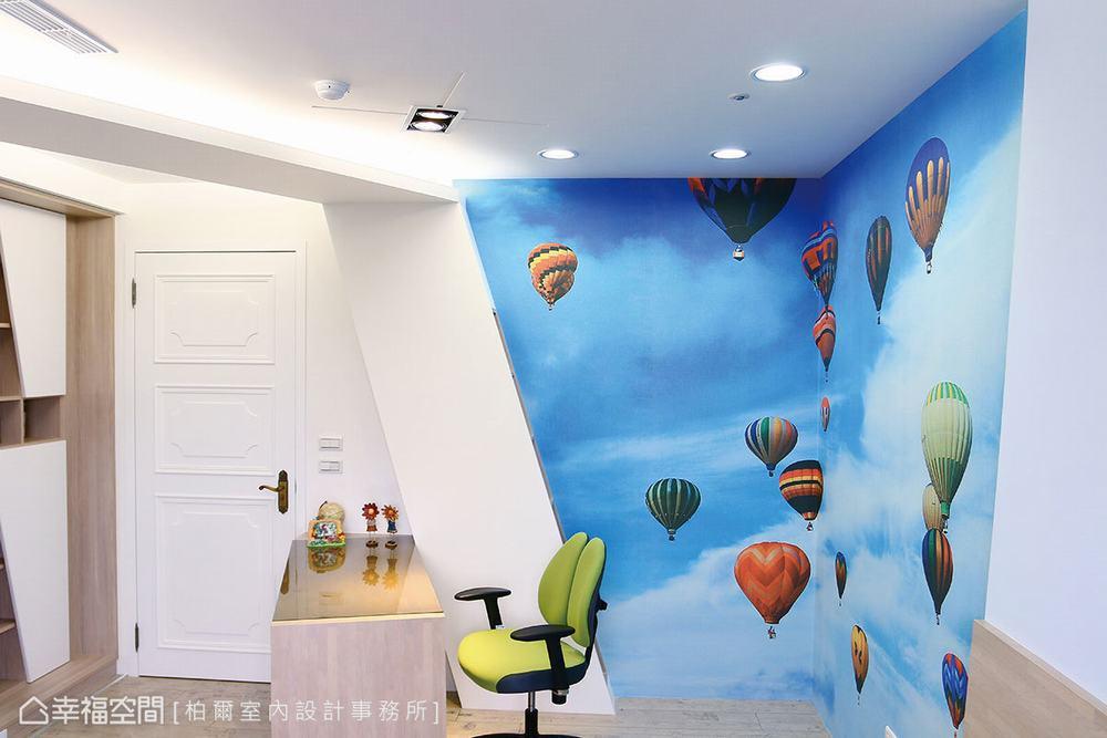 四居 大户型 古典 儿童房图片来自幸福空间在古典和现代交融 419平韩式家风的分享