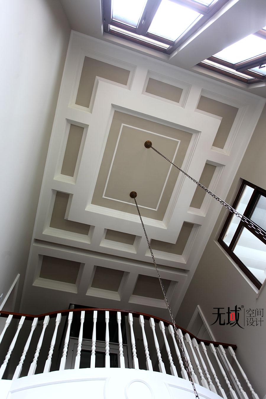 别墅 混搭 收纳 小资 餐厅图片来自无域空间设计刘艺在一渡新新小镇别墅简美风格设计的分享