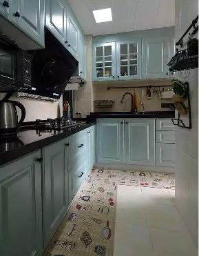 混搭 田园 小资 二居 厨房图片来自tjsczs88在瞰湖苑的分享