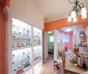 地中海 欧式 田园 三居 80后 收纳 白领 餐厅图片来自小蜗置家装饰在圣采泊尚83㎡地中海的分享