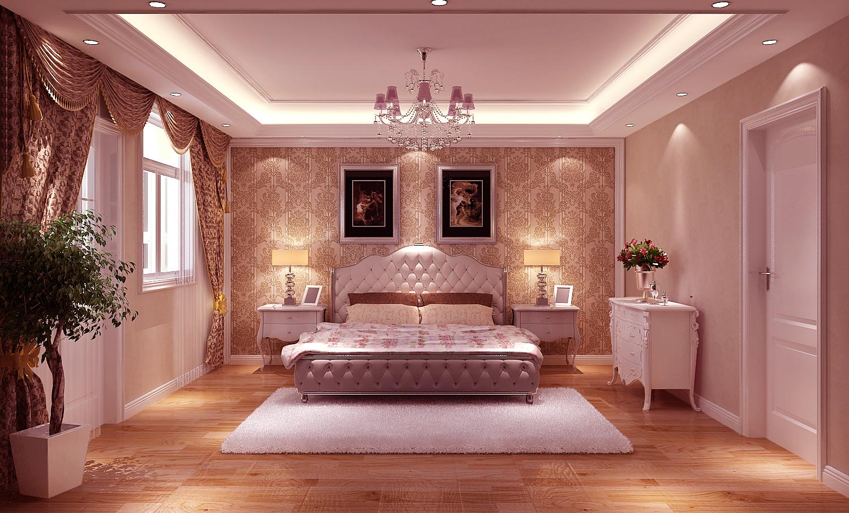 卧室图片来自也儿在潮白河孔雀城300平米的分享