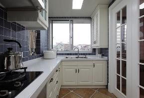 简约 欧式 现代 80后 小资 厨房图片来自小蜗置家装饰在金座威尼谷124㎡简欧风格的分享