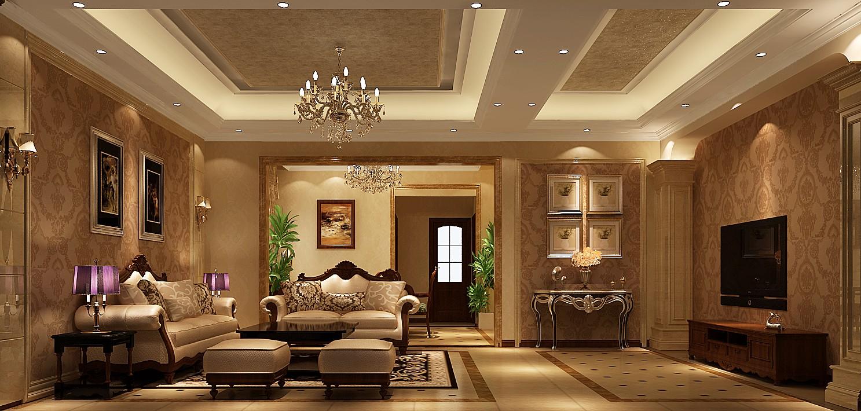客厅图片来自也儿在潮白河孔雀城联排别墅的分享
