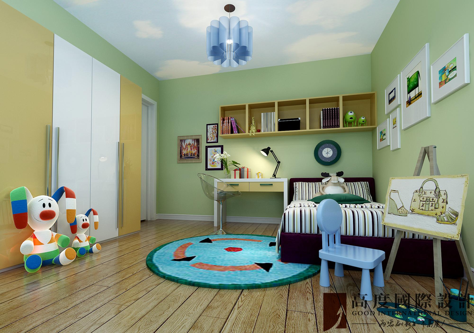 儿童房图片来自也儿在中铁国际的分享