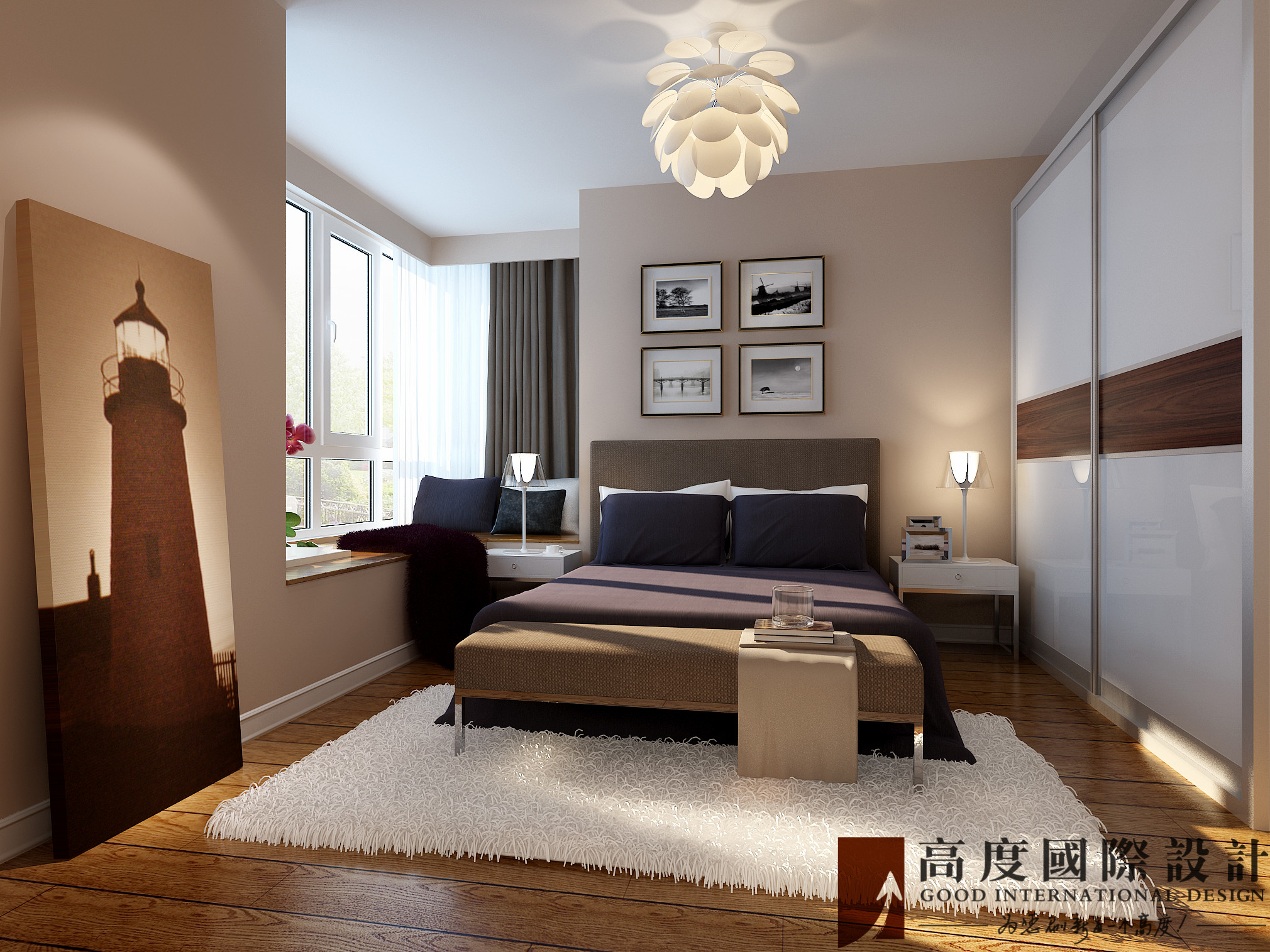 卧室图片来自也儿在中铁国际的分享