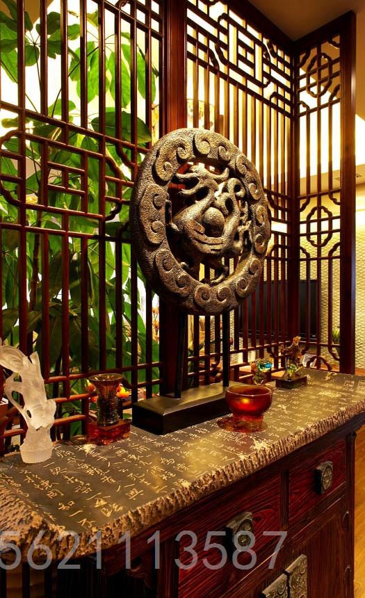 阳台图片来自阔达装饰小段在诚园西区104平东南亚风格的分享