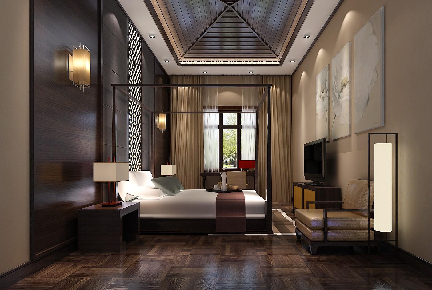 卧室图片来自也儿在大孙各庄自建别墅的分享