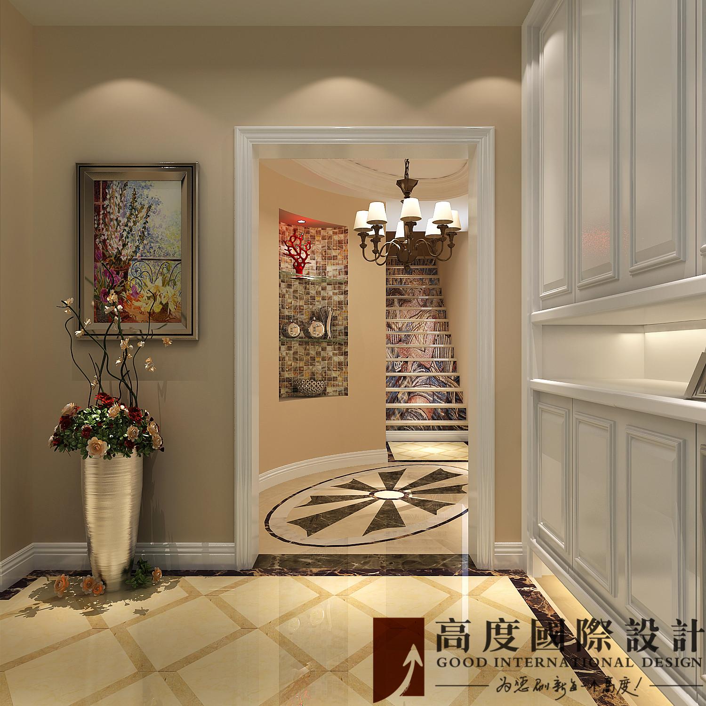 楼梯图片来自也儿在潮白河孔雀城185的分享