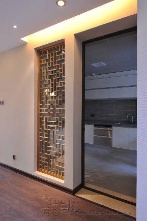中式 三居 厨房图片来自鸿扬家装武汉分公司在中建南湖壹号108-鸿扬家装的分享