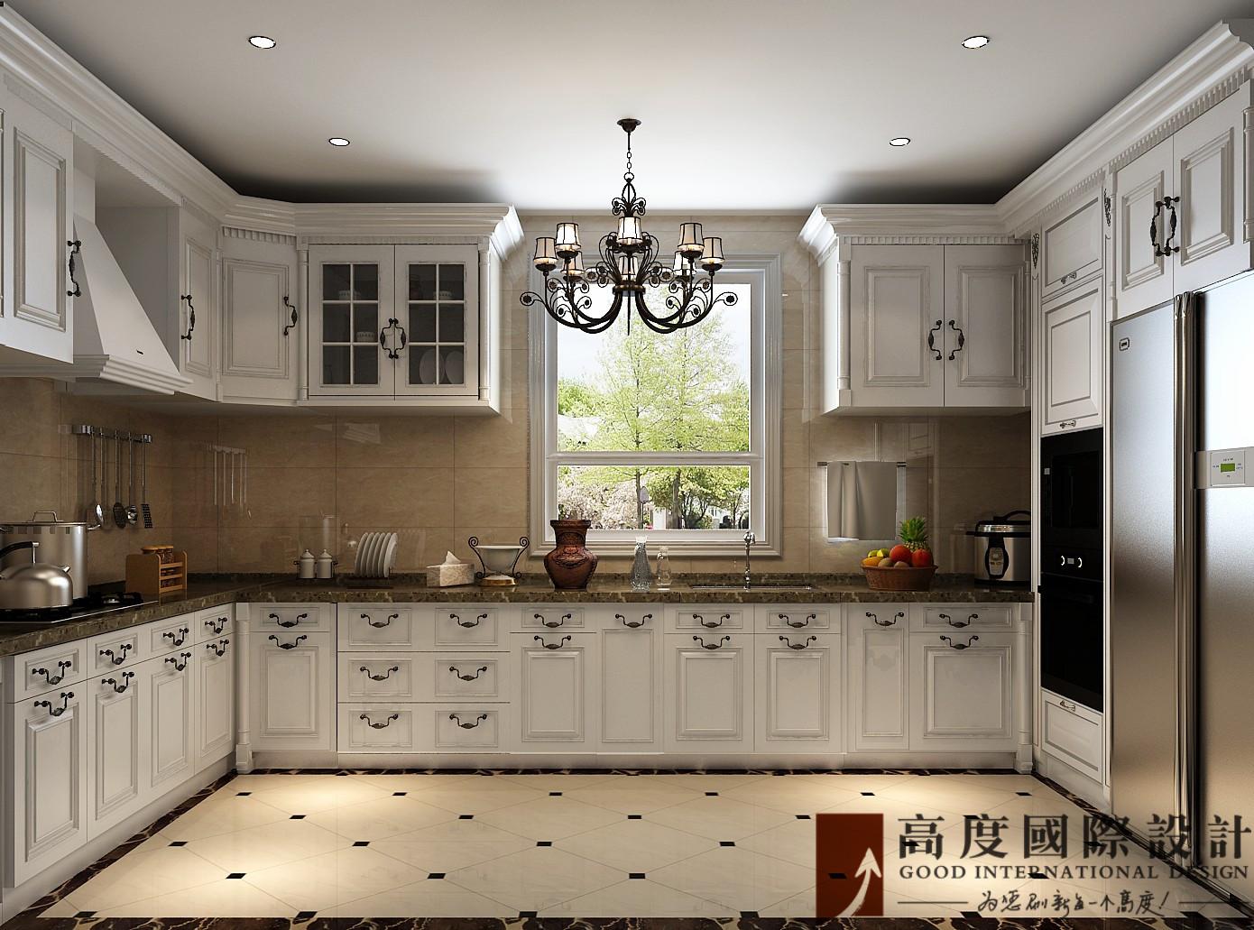 厨房图片来自也儿在潮白河孔雀城185的分享