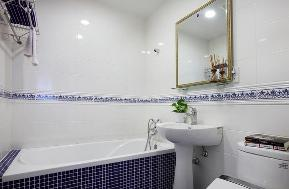 简约 田园 三居 80后 卫生间图片来自小蜗置家装饰在宏达世纪丽景100㎡现代风格的分享