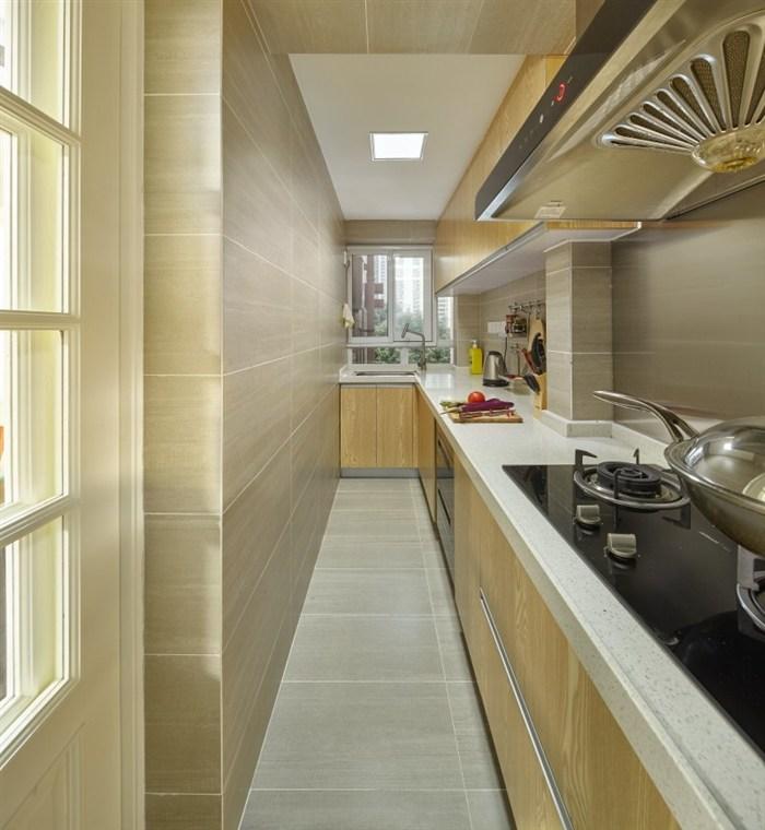 混搭 简约 旧房改造 收纳 小资 北欧 厨房图片来自盒子设计在未末的分享