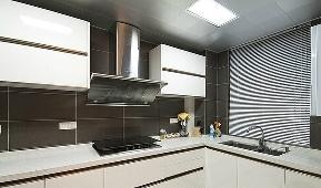 简约 田园 二居 三居 别墅 白领 收纳 旧房改造 厨房图片来自邯郸实创在实创装饰汉光华府现代简约装修的分享