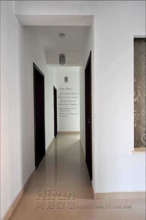玄关图片来自鸿扬家装武汉分公司在顶琇国际公馆80-鸿扬家装的分享