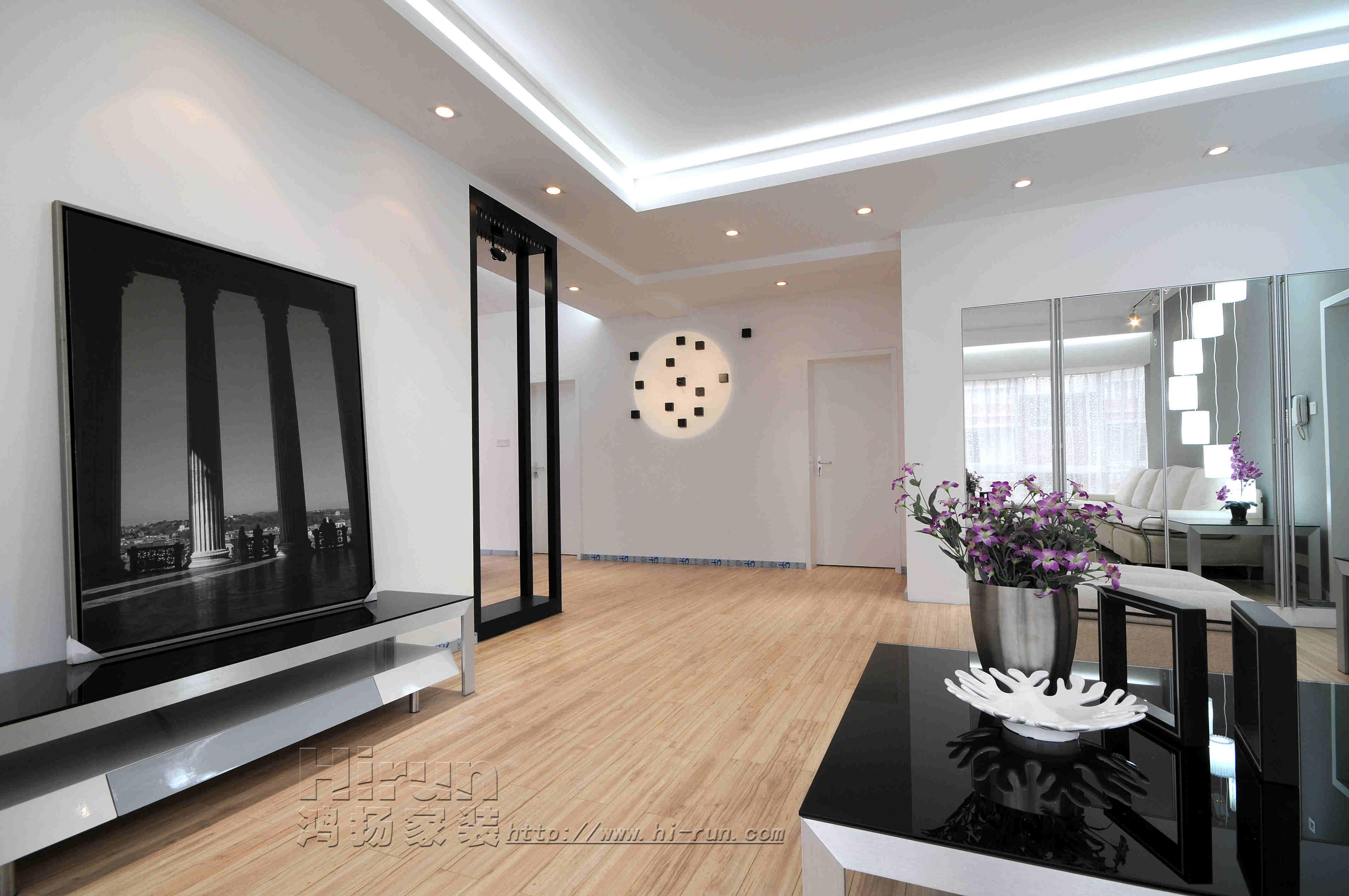 客厅图片来自鸿扬家装武汉分公司在常青花园五小区136-鸿扬家装的分享