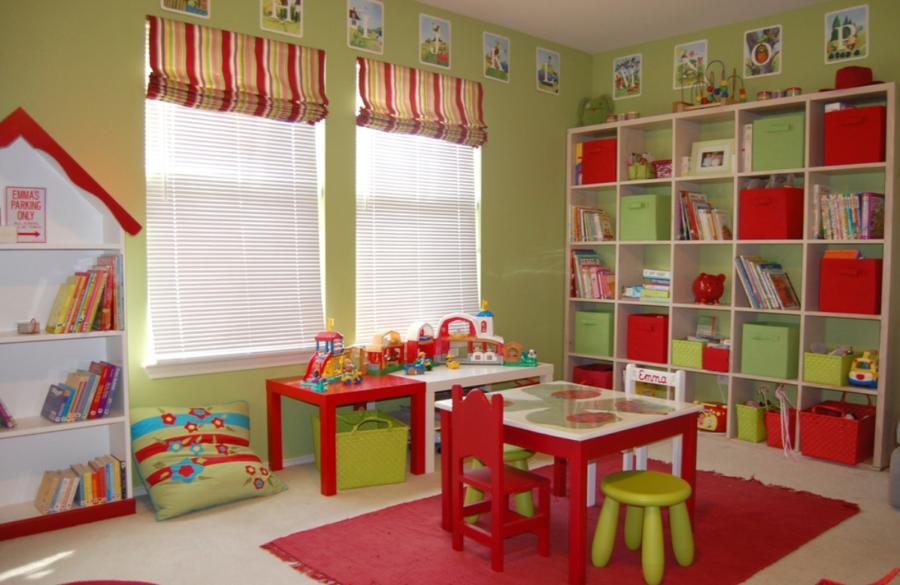 欧式 儿童房图片来自三好同创装饰公司在创造一个有趣而又功能的空间的分享