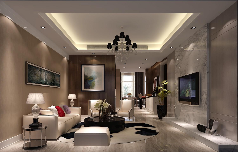 旧房改造 80后 小资 白领 简约 客厅图片来自也儿在大运河孔雀城190的分享