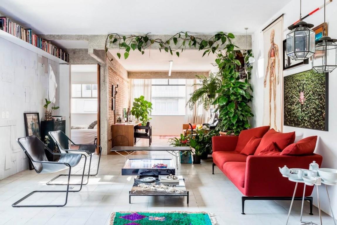 混搭 二居 旧房改造 客厅图片来自三好同创装饰公司在望京西园露天混凝土设计的分享