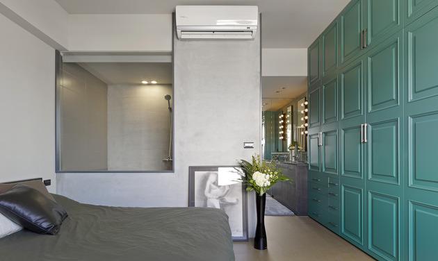 卧室图片来自三好同创装饰公司在太阳公元现代风格的分享