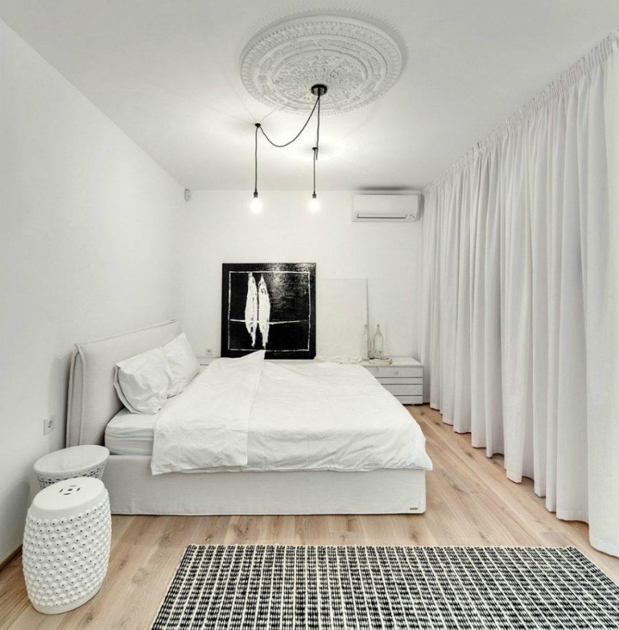 简约 卧室图片来自三好同创装饰公司在单色简约设计的分享