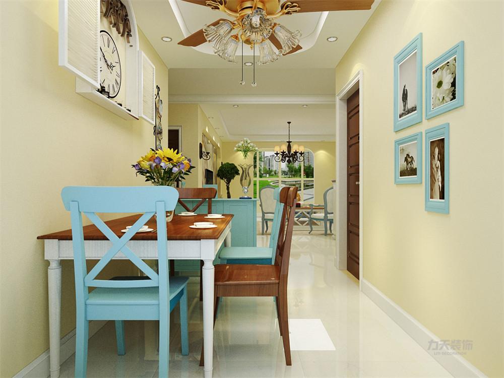 二居 80后 小资 地中海 餐厅图片来自乐豪斯实景体验馆在地中海风格,家里的碧海蓝天!的分享