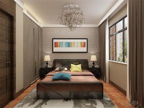 港式风格 港式 四居 收纳 小资 卧室图片来自阳光力天装饰在力天装饰-熙和园-135㎡-港式风格的分享