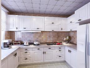 简约 现代 四居 收纳 小资 厨房图片来自阳光力天装饰在力天装饰-天安龙元-170㎡-现代的分享