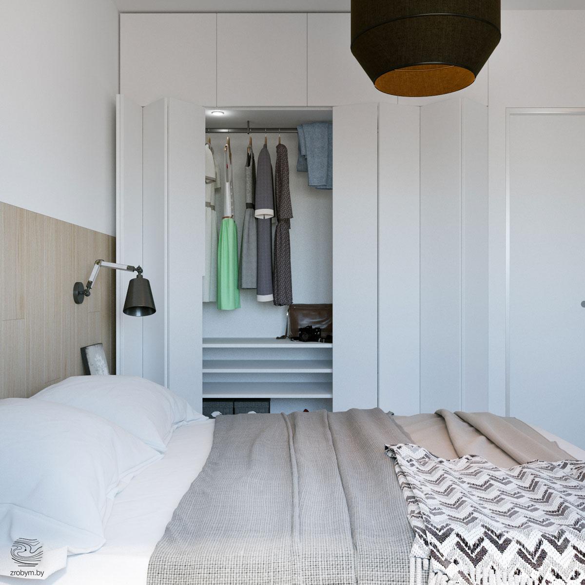 卧室图片来自三好同创装饰公司在撞色现代风格的分享