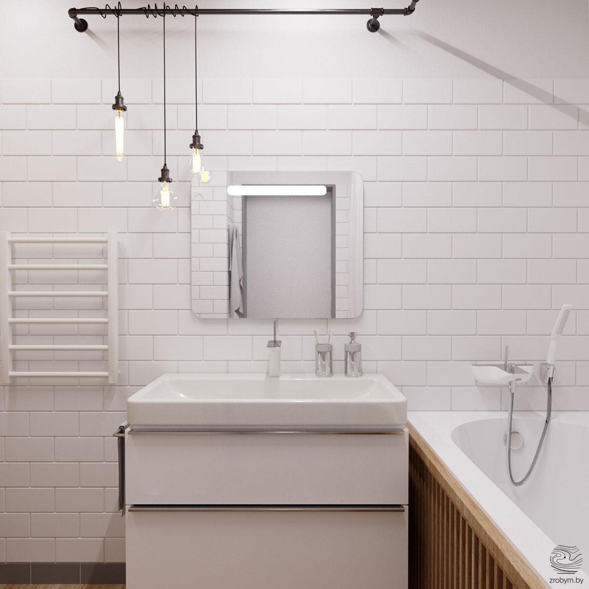 卫生间图片来自三好同创装饰公司在撞色现代风格的分享