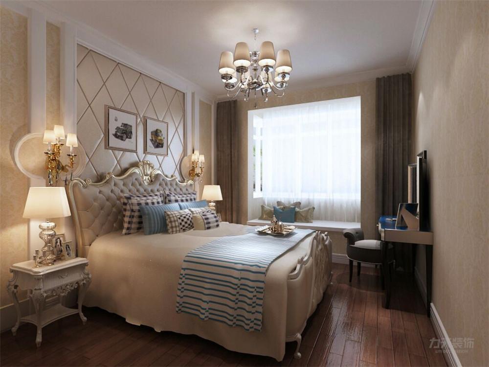 简约 现代 二居 收纳 小资 卧室图片来自阳光力天装饰在力天装饰-观锦-65㎡-现代简约的分享