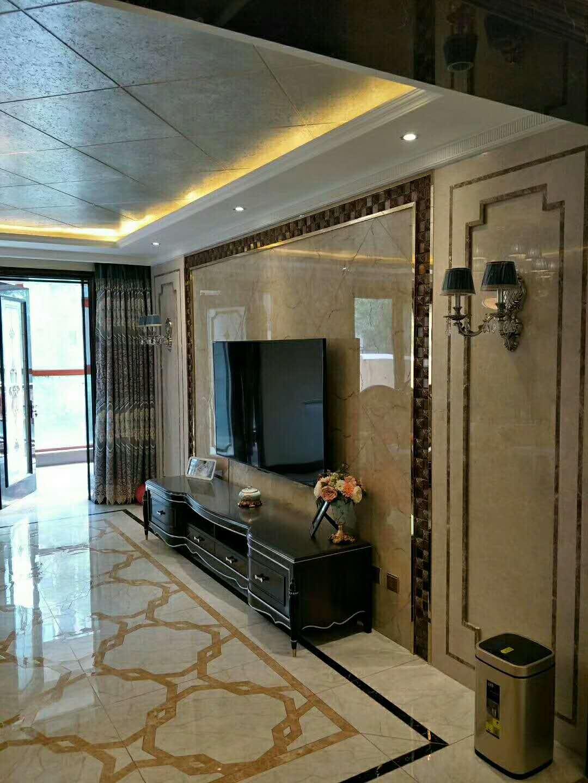 别墅大宅 全案设计 大业美家 装修设计 东润泰和 三居室 欧式风格 实景 样板间图片来自北京大业美家家居装饰郑州分公司在东润泰和小区三居室实景样板间的分享