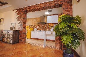 田园 混搭 三居 80后 小资 厨房图片来自李飞在西部假日的分享