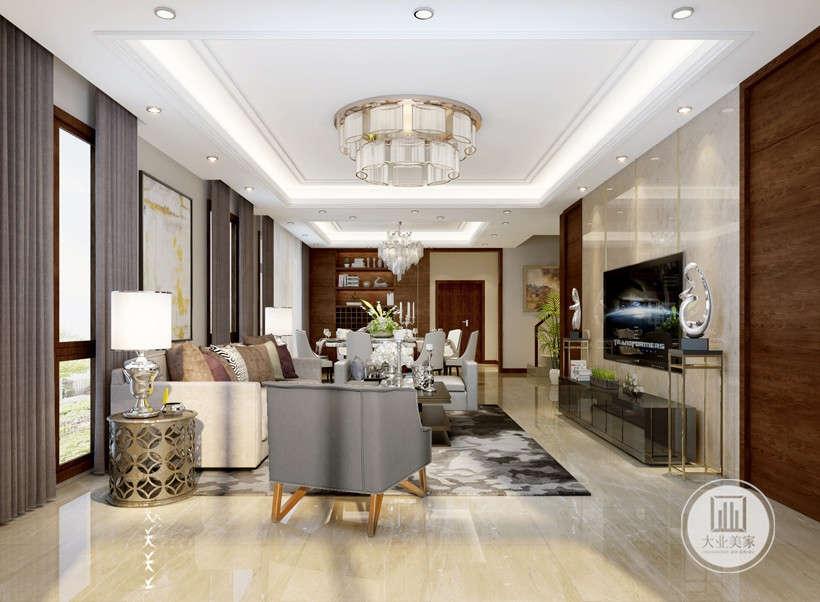 简约 田园 混搭 欧式 别墅 旧房改造 收纳 白领 小资图片来自Joy-_8309在北京大业美家装饰简欧风格实景图的分享