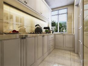 简约 现代 二居 收纳 小资 厨房图片来自阳光力天装饰在力天装饰- 大河宸章-85㎡-简约的分享